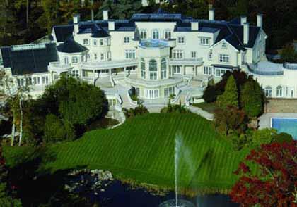 Las casas mas lujosas del mundo 20 de junio 2011 blog for Las casas mas grandes y lujosas del mundo